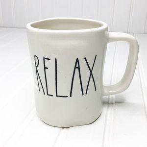 Rae Dunn | Relax Coffee Mug